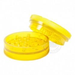 Acryl grinder Geel simple