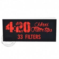 4:20 filtertips maxi