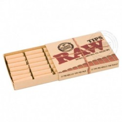 RAW Pre rolled filters