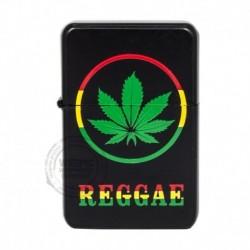 Benzine aansteker Leaf Reggae