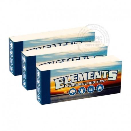 Elements tipjes Wide 3 stuks