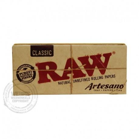 RAW 3 in 1 Artesano lange vloei slim