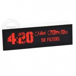 4:20 filtertips mini