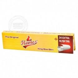 Flamez 2 in 1 Kingsize Slim