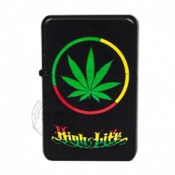 Benzine aansteker Leaf high life