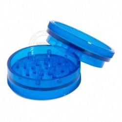 Acryl grinder Blauw simple