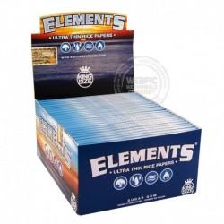 Elements kingsize slim display