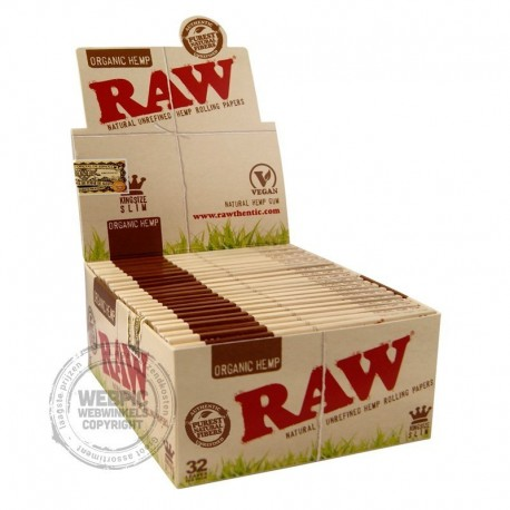 RAW Organic KS slim Display