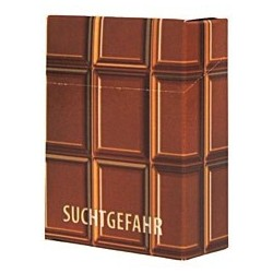 Sigaretten cover Chocolade L
