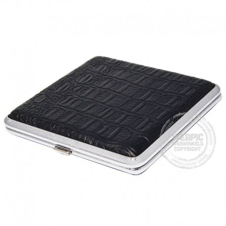 Cigarette Case Animal Leather