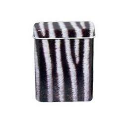 Zebra Sigarettenblikje