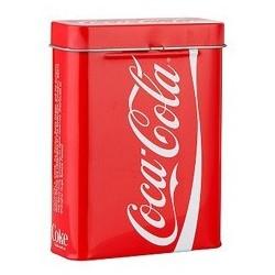 Coca Cola sigarettenblikje
