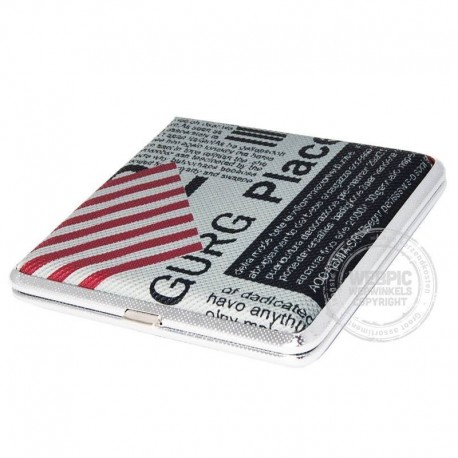 Cigarette Case Us Paper
