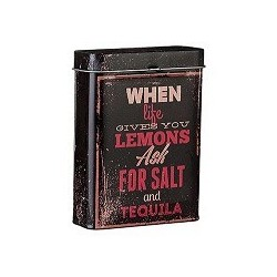 Style Tequila sigarettenblikje