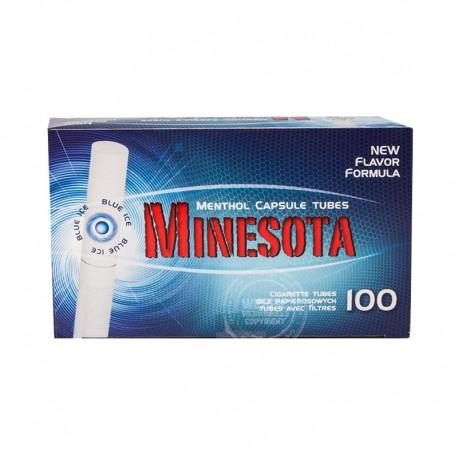 Sigarettenhulzen Minesota menthol