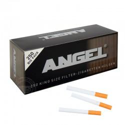 Sigarettenhulzen Angel black 250 stuks
