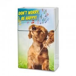 Sigarettenblikje Dieren Be happy