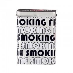 Sigarettenblikje smoking