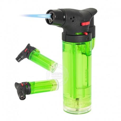 Gasbrander Rexx groen