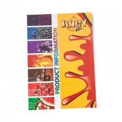 Informatie folder Juicy jays smaakvloei