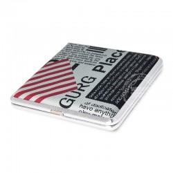 Sigarettendoosje US Paper dark