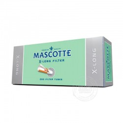 Mascotte sigarettenhulzen X-long