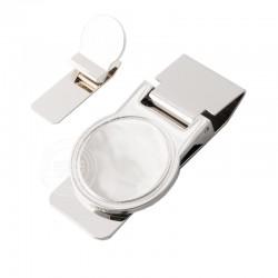 Clip metal circle