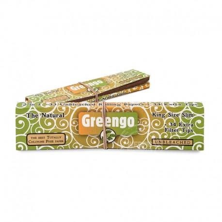 Greengo 2 in 1 Kingsize slim per stuk