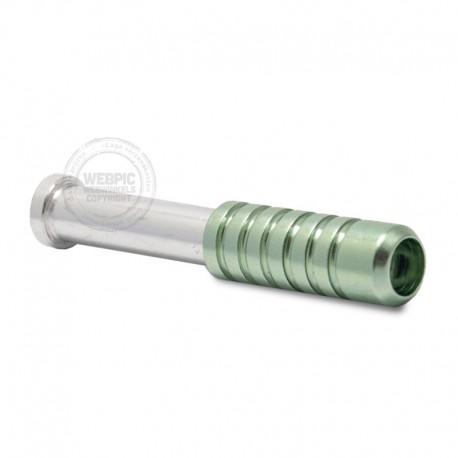 One hitter metaal klein groen