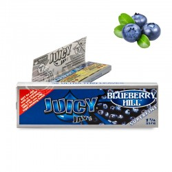 Juicy Jays smaakvloei blauwe bes 1 1/4e
