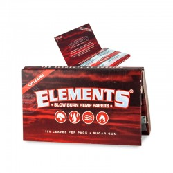 Elements slowburn normale vloei xxl pack