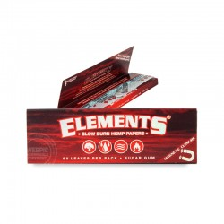 Elements slowburn normale vloei