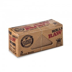 Rolvloei RAW 5M kingsize slim