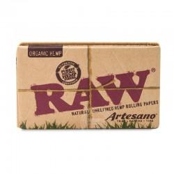 RAW organic artesano 1 1/4e