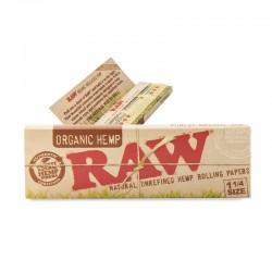 RAW organic 1 1/4e