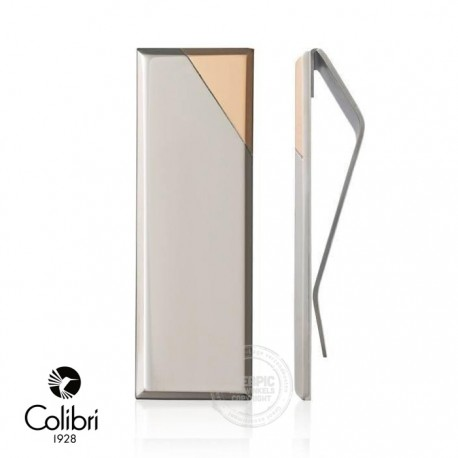 Colibri clip Iconic staal goud