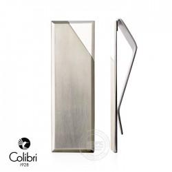 Colibri clip Iconic staal zilver