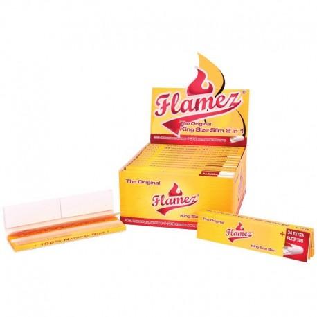 Flamez king size slim 2 in 1 display