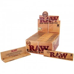 RAW display KingSize slim 50 pakjes