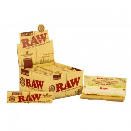 RAW organic 2 in 1 KingSize slim Display