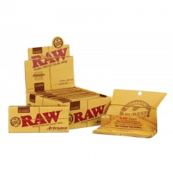 RAW Artesano display Kingsize Slim classic
