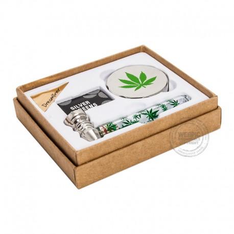 Wiet rook cadeau set A