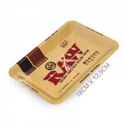 Rolling tray metaal RAW 12cm