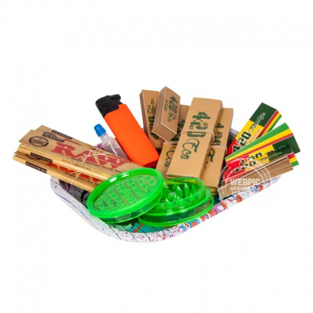 Medium Rook pakket