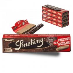Smoking Brown 2 in 1 Kingsize