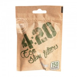 4:20 Eco slim filters (150 stuks)