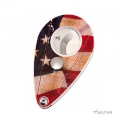 XI2 cigar cutter Carbon USA vlag