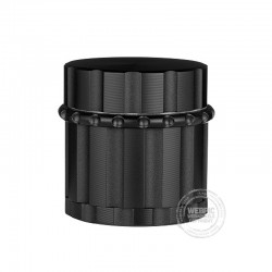 Libra Twister chroom 50mm