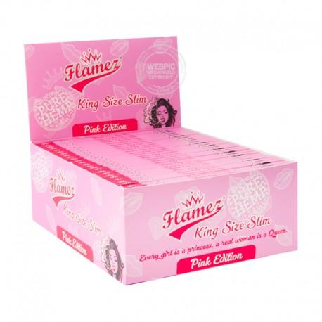 Flamez Pink KSS display