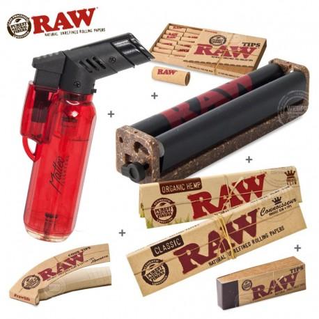 RAW roller startpakket